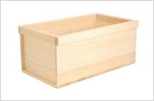 木曽檜風呂のイメージ