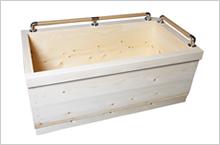 介護施設個浴浴槽のイメージ