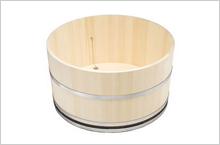 丸形浴槽のイメージ